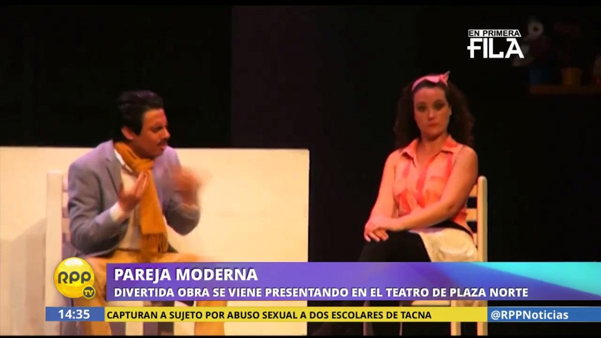 Connie Chaparro protagoniza obra de teatro sobre las relaciones abiertas.