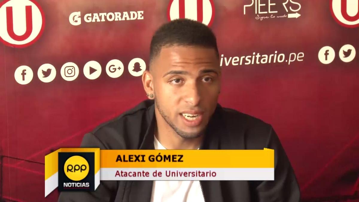 Alexi Gómez ya tuvo experiencia internacional en San Luis de Chile y Brommapojkarna de Suecia.