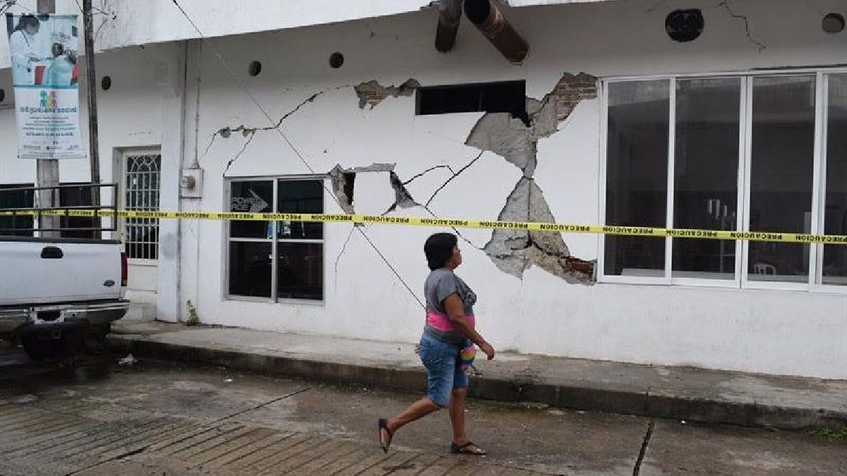El fuerte sismo ha afectado principalmente las provincias de San Marcos, Suchitepéquez, Quetzaltenango y Retalhuleu.