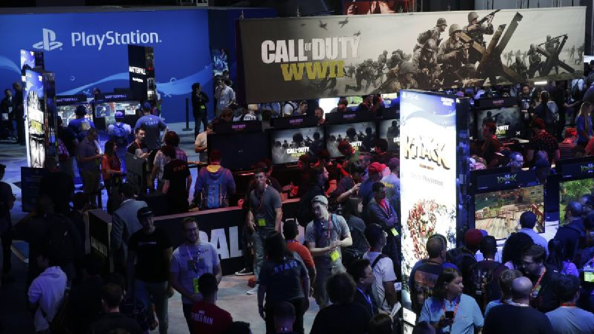 La E3 2017 sirvió para que las principales empresas de videojuegos presenten sus nuevos productos.
