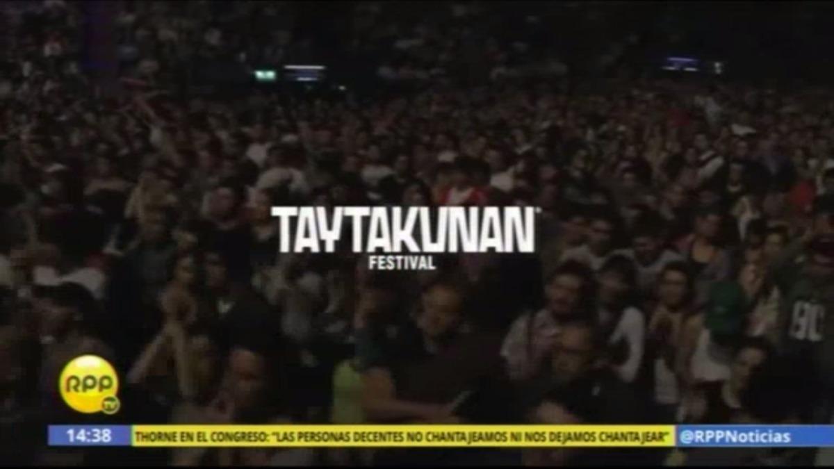 Estos son los detalles del Taytakunan Festival.
