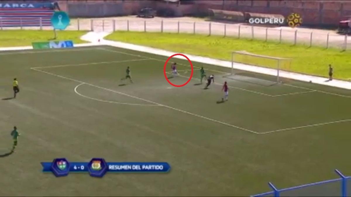Mira los dos goles de Cristian Lasso.