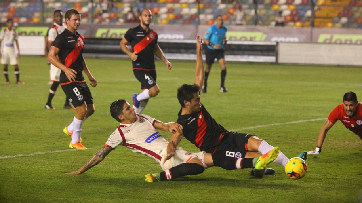 Universitario suma su segundo empate en el Torneo Apertura.