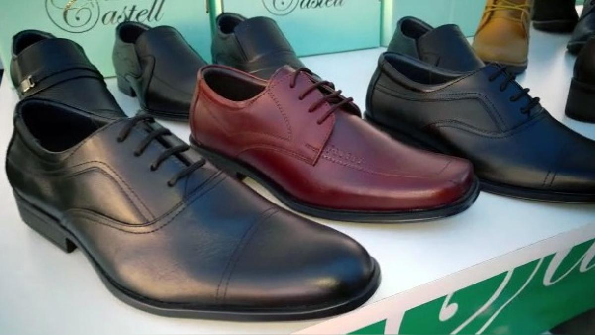 Feria del calzado por Día del Padre.
