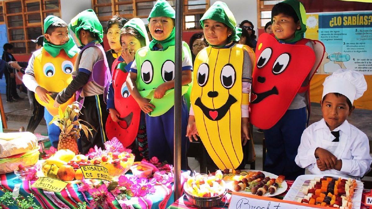 Patricia García dio detalles sobre el Reglamento de Alimentación Saludable