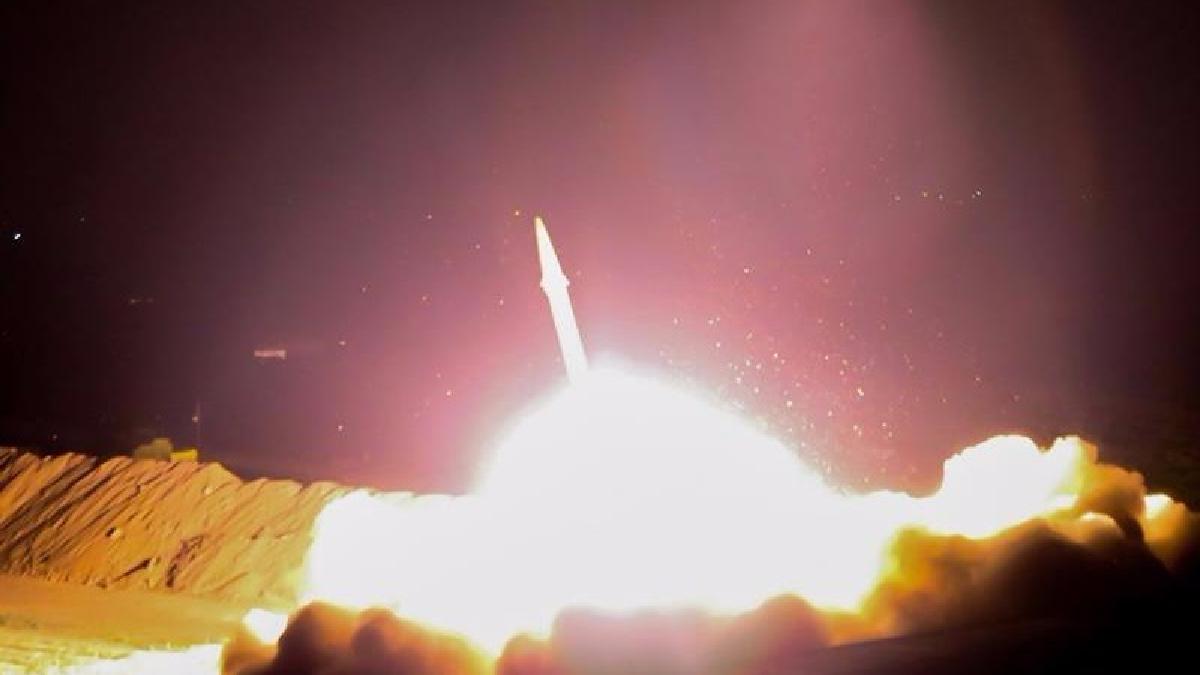 Irán ha desarrollado en los últimos años un amplio programa balístico con numerosos tipos de misiles con un alcance de 2.000 km.