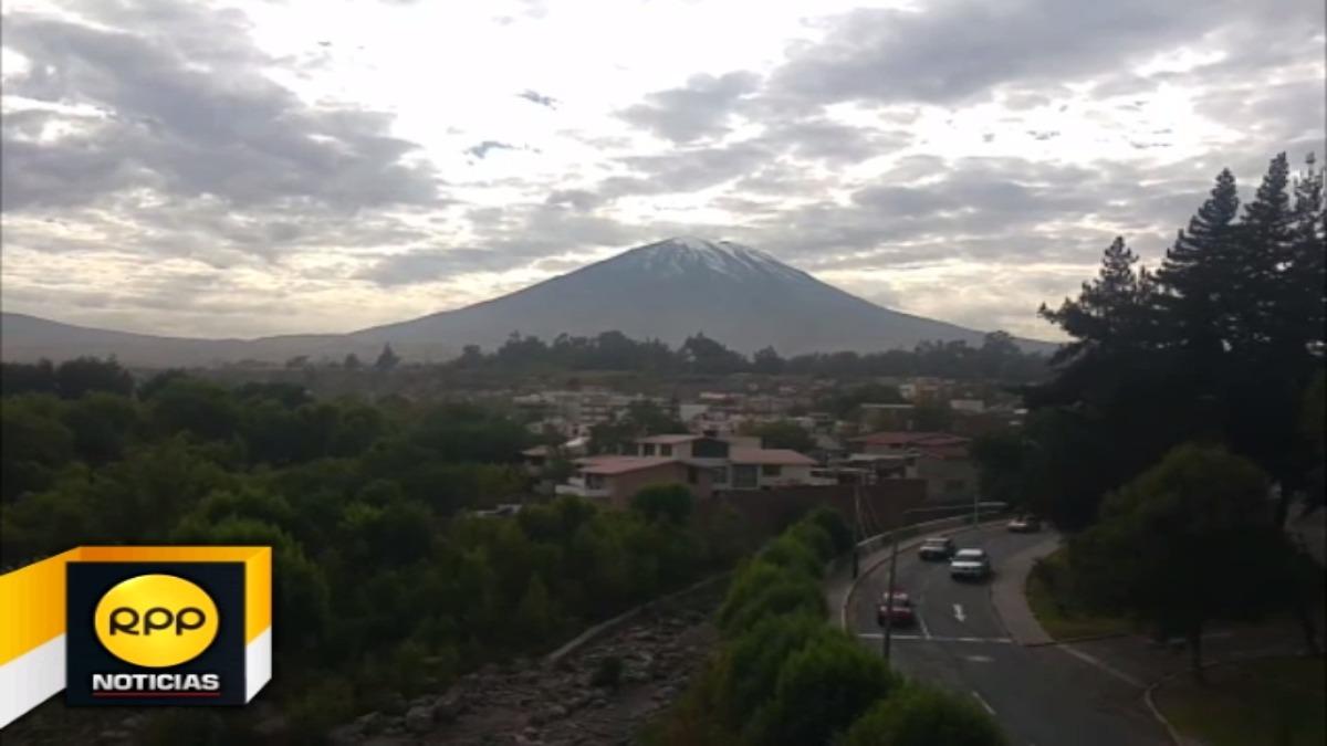 Senamhi Arequipa advirtió que zonas altas presentarán temperaturas de 14 y 15 grados bajo cero.