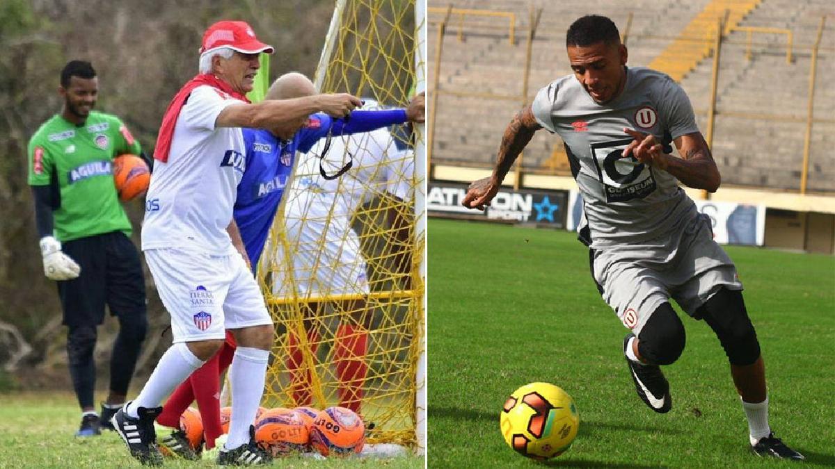 Junior de Barranquilla tenía la intención de fichar a Alexi Gómez, pero se topó con la negativa de Universitario.