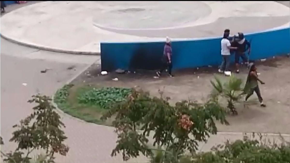 Vecinos se encuentran indignados por la falta de respuesta de las autoridades.