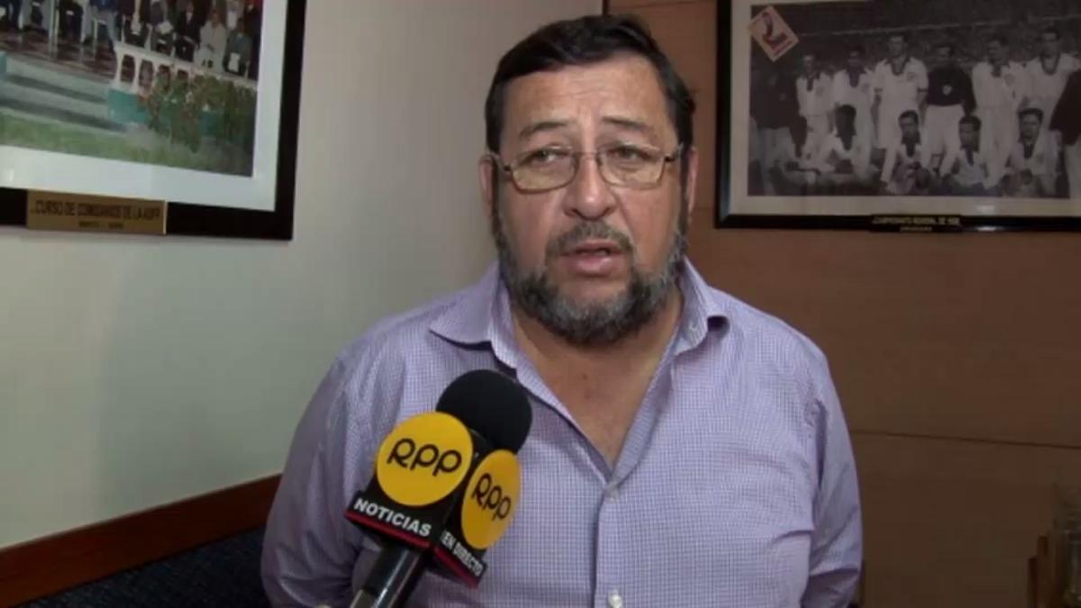 Adolfo Vásquez brindó en un inicio la opción del 19 de julio para jugar el Sporting Cristal vs. Alianza Lima.