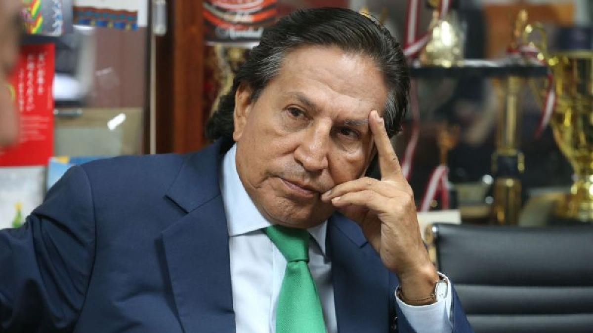 El Ministerio del Interior llegó a ofrecer 100 mil soles a quien diera información sobre el paradero de Alejandro Toledo.