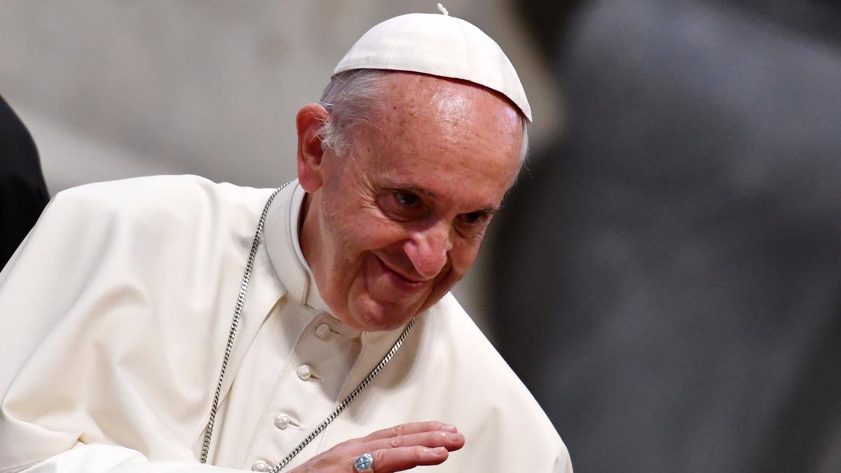Jorge Mario Bergoglio es el papa desde el 13 de marzo de 2013.
