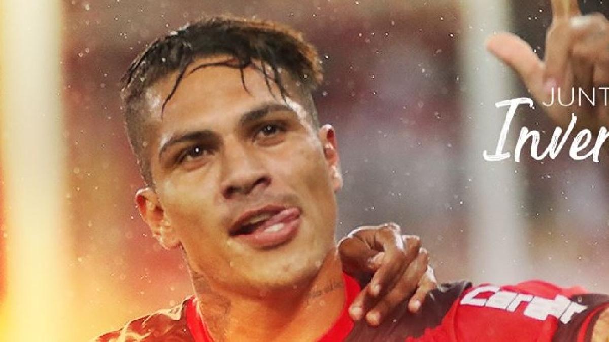 Revive el segundo gol de Paolo Guerrero al Chapecoense.