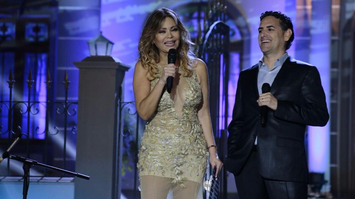 Gisela Valcárcel y los anunciantes de su programa donaron 15 mil soles para apoyar la iniciativa de Juan Diego Flórez.