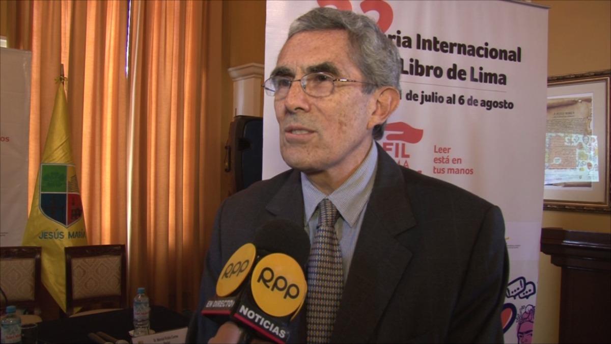 Germán Coronado, presidente de la Cámara del Libro, habló con RPP Noticias.