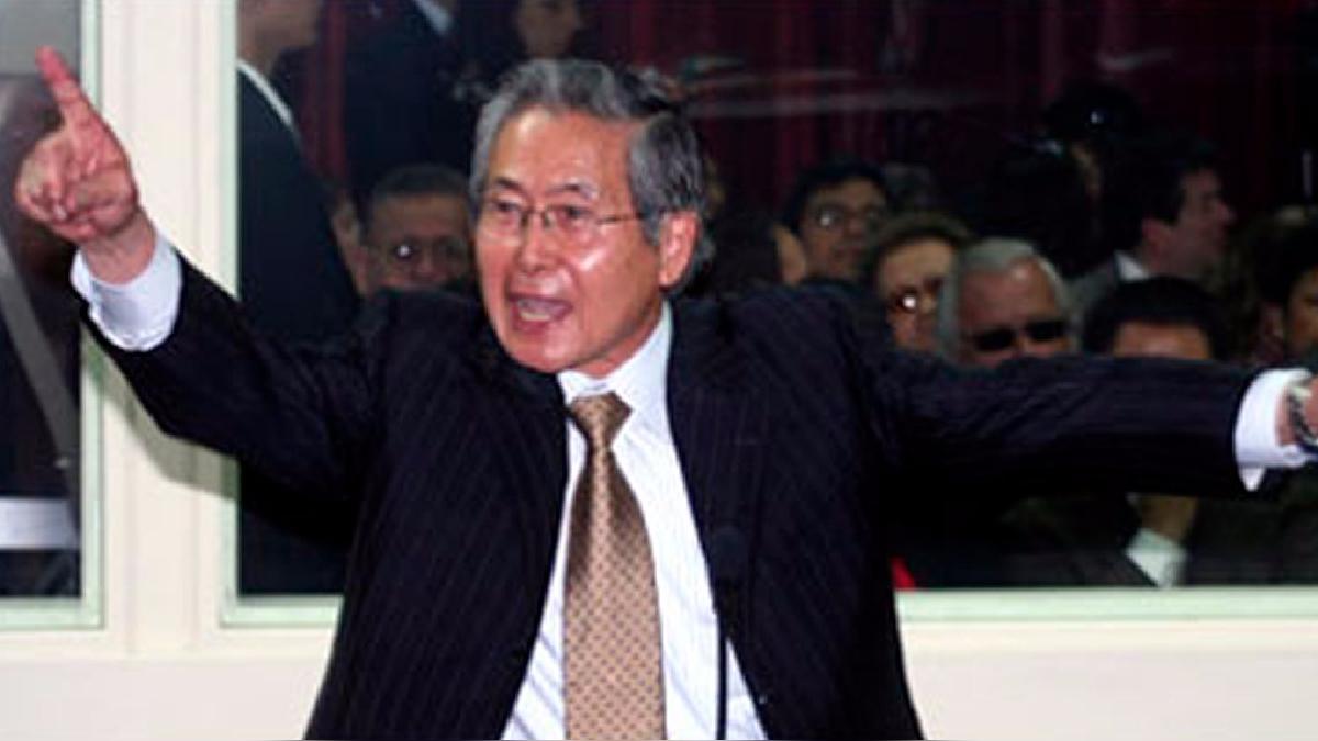 El 'mega juicio' contra Alberto Fujimori se inicio en el 2007.