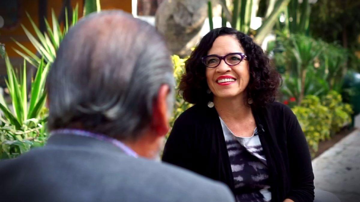 Wendy Ramos contó sobre cómo ayuda el claun a las personas en campos como el profesional.