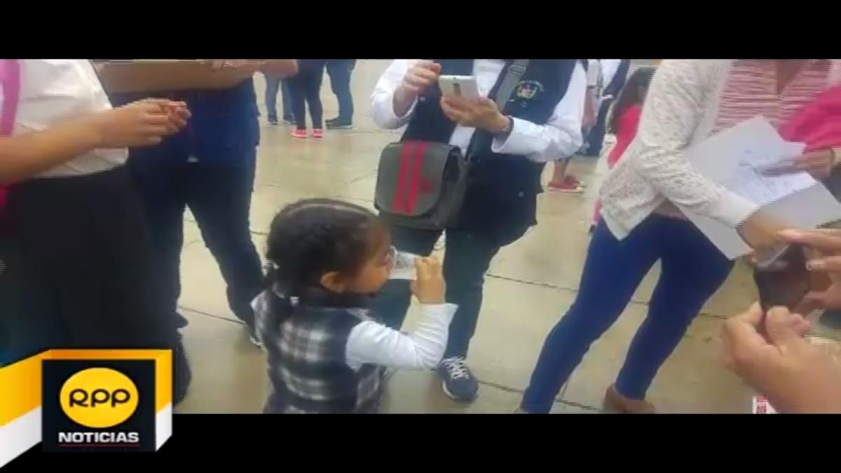 Campaña de desparasitación en Trujillo.
