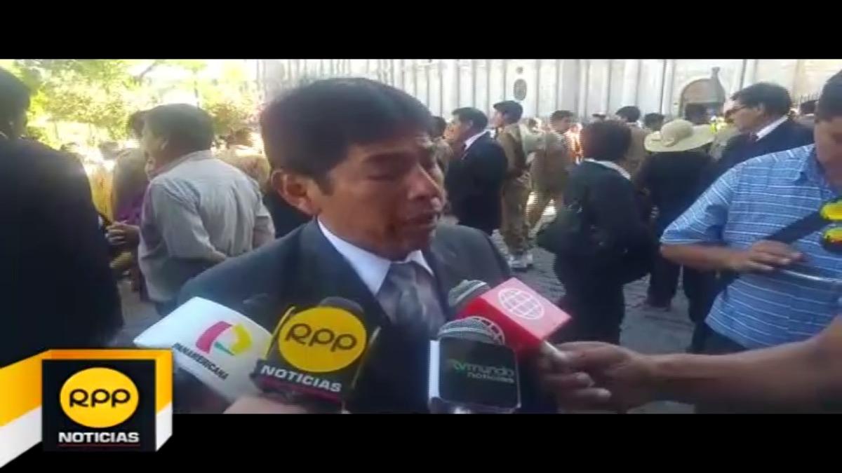 Profesores anuncian paro de 24 horas en Arequipa.