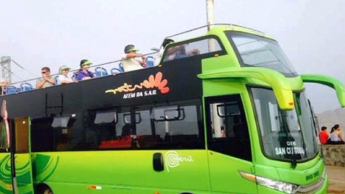 ¿Cuáles son los requisitos que necesitan los buses turísticos?