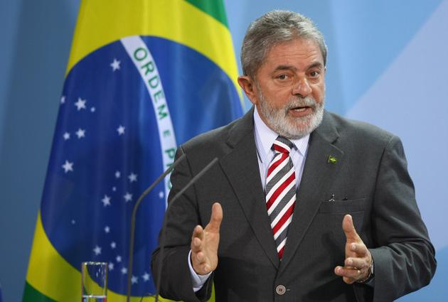Lula da Silva fue presidente de Brasil entre el 1 de enero de 2003 y el 1 de enero de 2011.