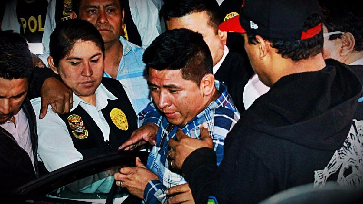 Coico y su esposa cumplieron con los siete días de prisión preventiva pedidos por la Fiscalía.