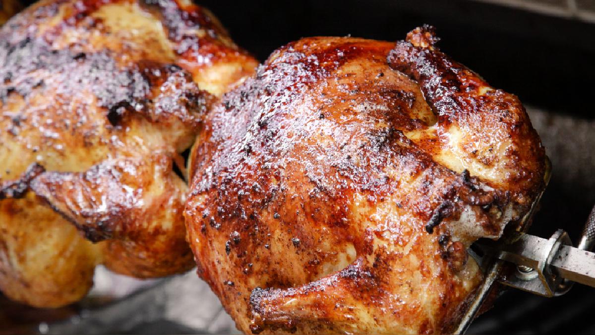 La forma de cocción hace que la carne retenga menos grasa.