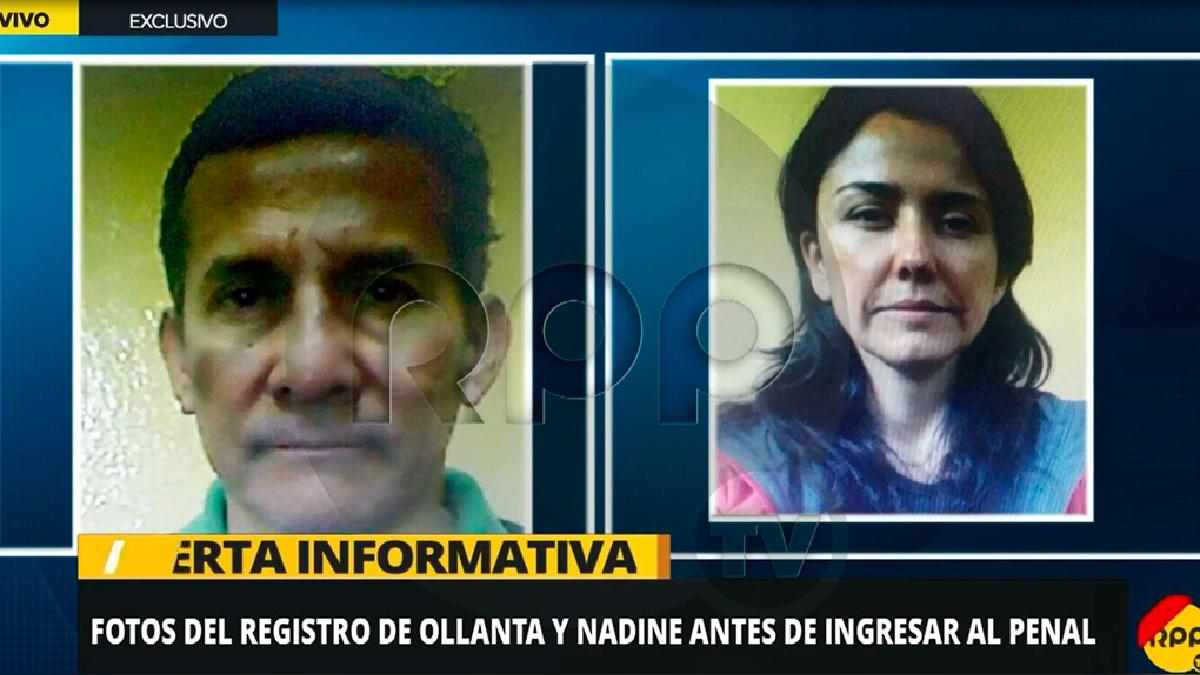El Poder Judicial dictó 18 meses de prisión preventiva contra Ollanta Humala y Nadine Heredia.