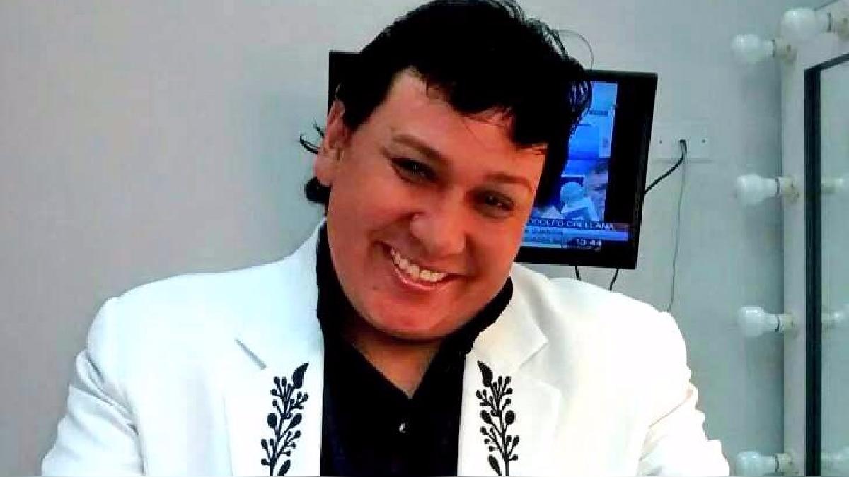 Participar en 'Yo Soy' cambió radicalmente la vida de Ronald Hidalgo.
