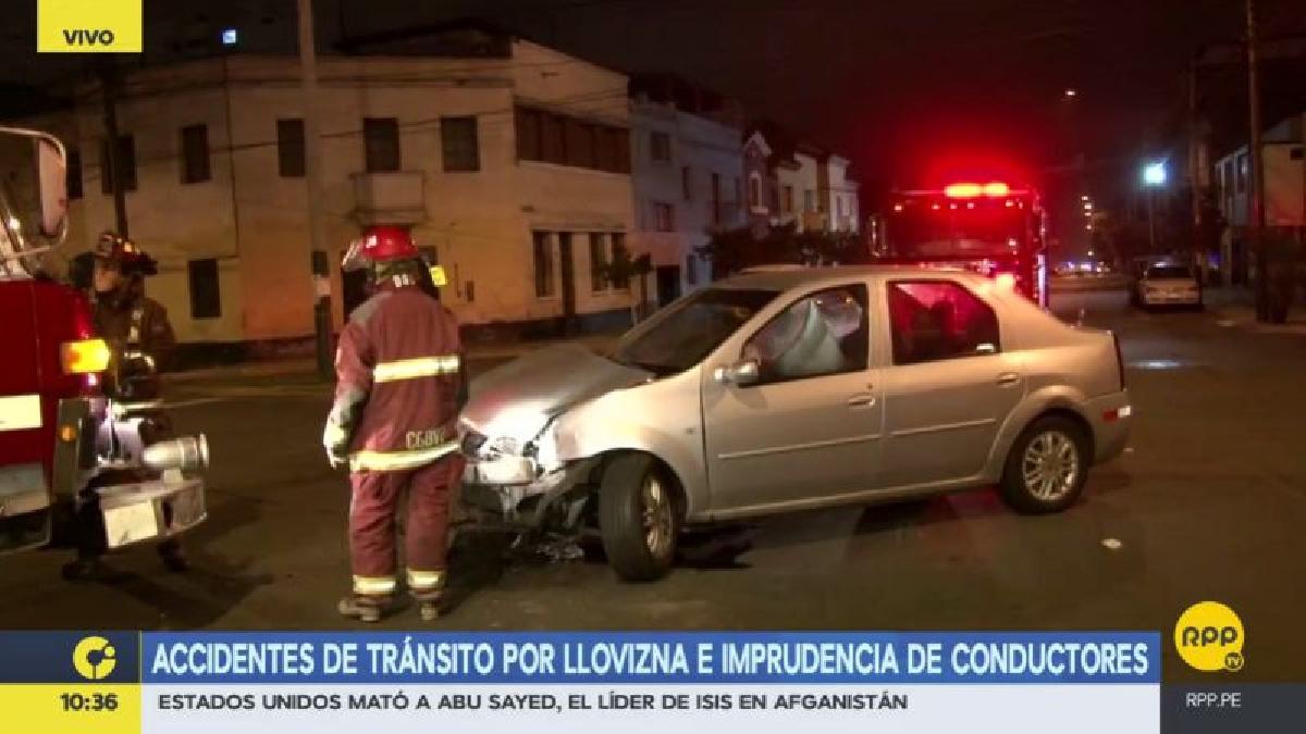 La excesiva velocidad fue una vez más la causa de este accidente.
