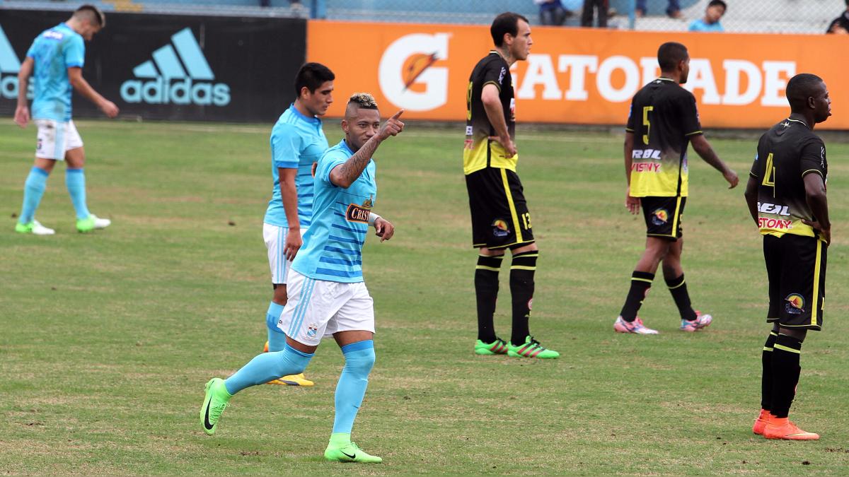 Sporting Cristal llegó a 4 partidos consecutivos sin conocer la derrota.