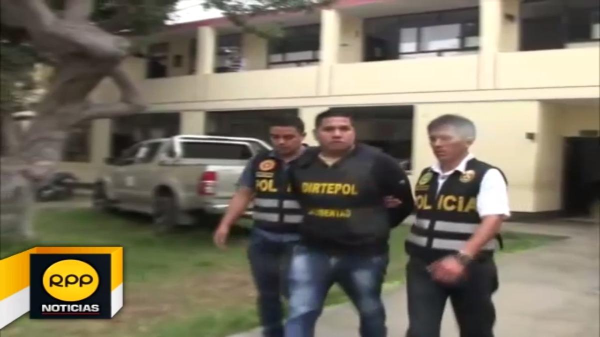 Fredy Sánchez Cerquin y César Bocanegra Agreda serían responsables del hecho, mientras que otros tres fueron liberados.