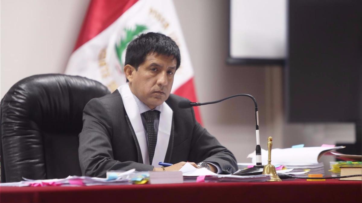El juez Richard Concepción Carhuancho ha pasado a la historia como el único magistrado que ha ordenado prisión para dos expresidentes.