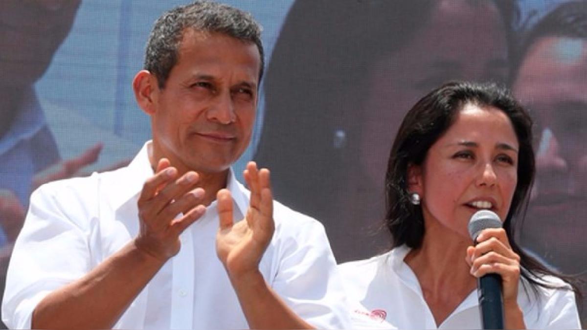 Ollanta Humala y Nadine Heredia han sido visitados por sus familiares y abogados.