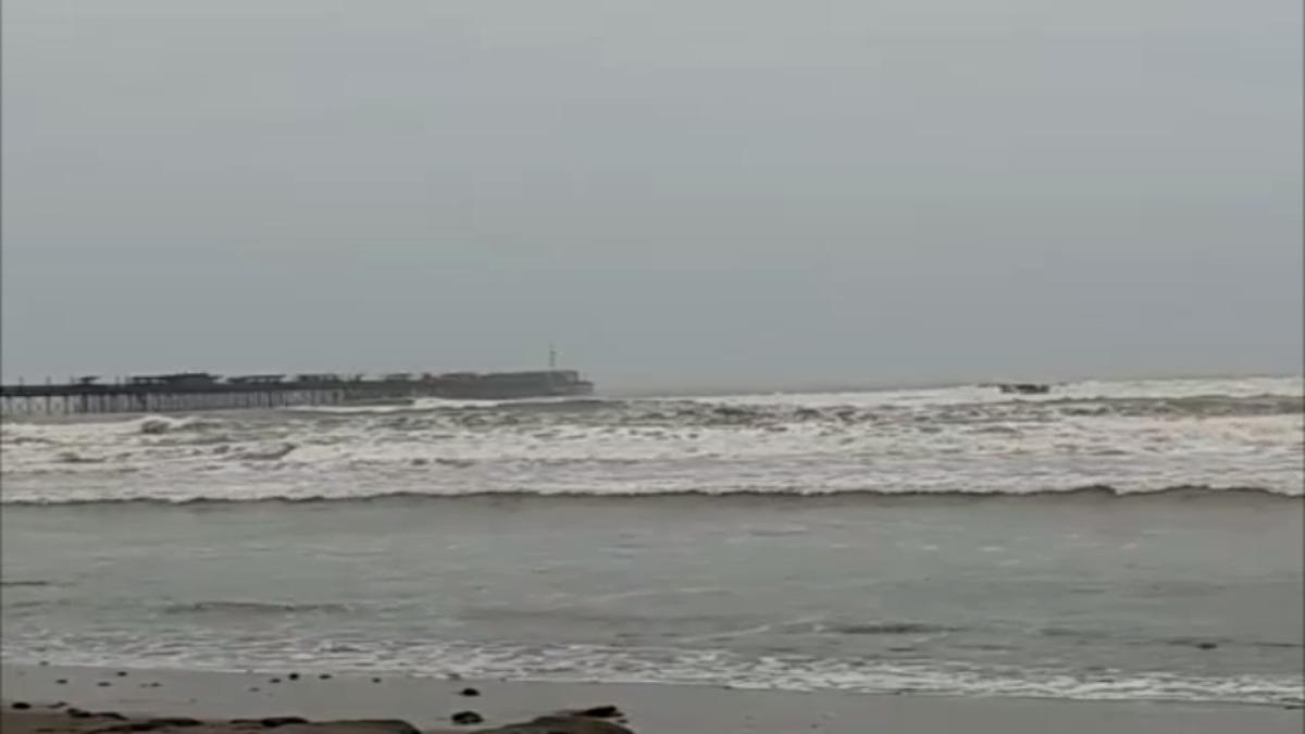 Pescadores afectados por cierre de puertos y caletas.