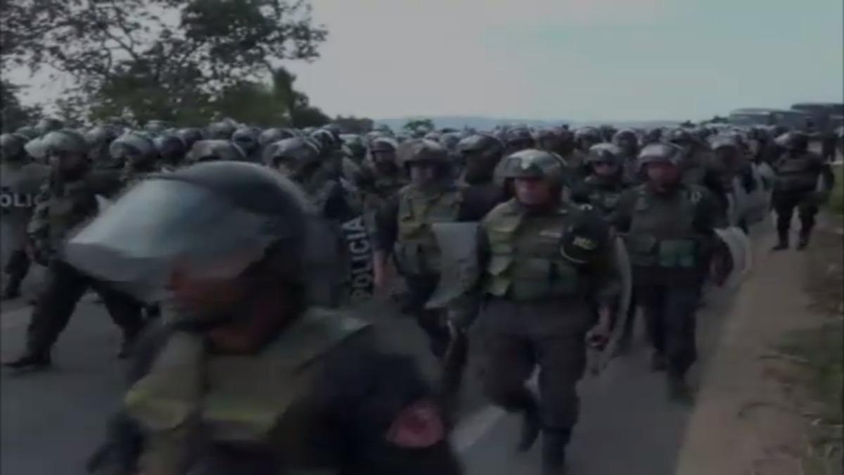Policías con orden de inamovilidad por Fiestas Patrias.