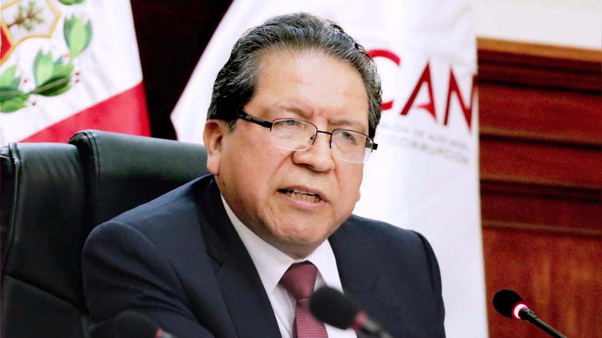 El Fiscal de la Nación fue consultado por la razón por la cual los fiscales que interrogaron a Marcelo Odebrecht no profundizaron en el tema de las campañas de Keiko Fujimori y el Apra en el 2011