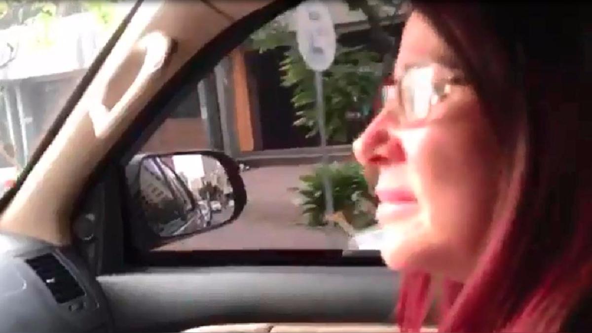 La primera dama de Venezuela Cilia Flores acompañó a Nicolás Maduro durante el recorrido.