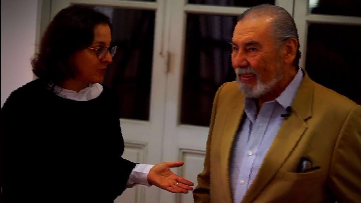 Majluf explicó los inicios del Museo de Arte de Lima y la historia de su sede.