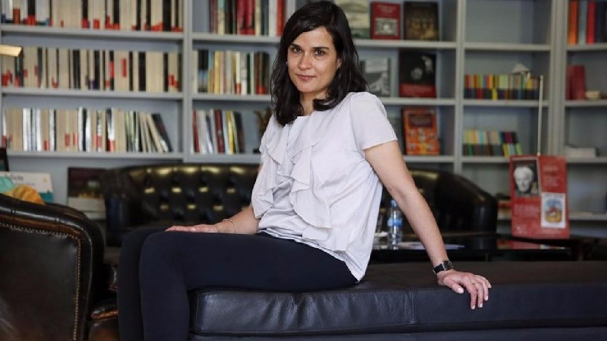 Carolina Sanín (Bogotá, 1973)