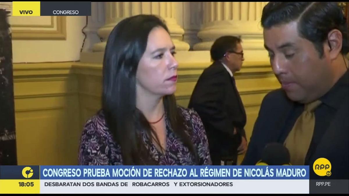 Marisa Glave en RPP Noticias.