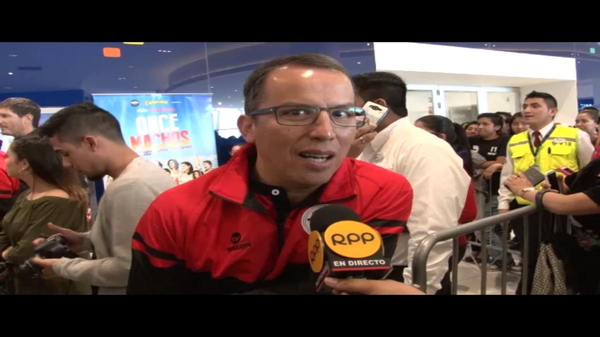 Esta es la entrevista que ofreció Daniel Peredo a RPP Noticias con motivo de su incursión en la pantalla grande.