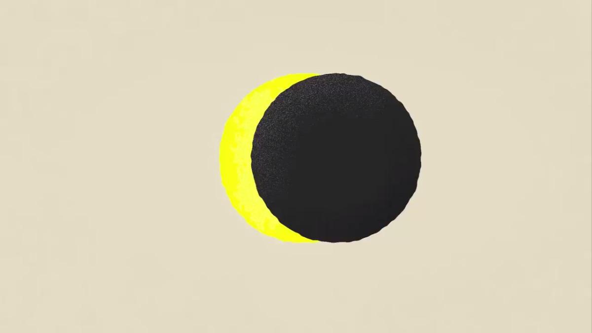 Es el primer eclipse total que pasa por el norte de América de costa a costa desde 1918.