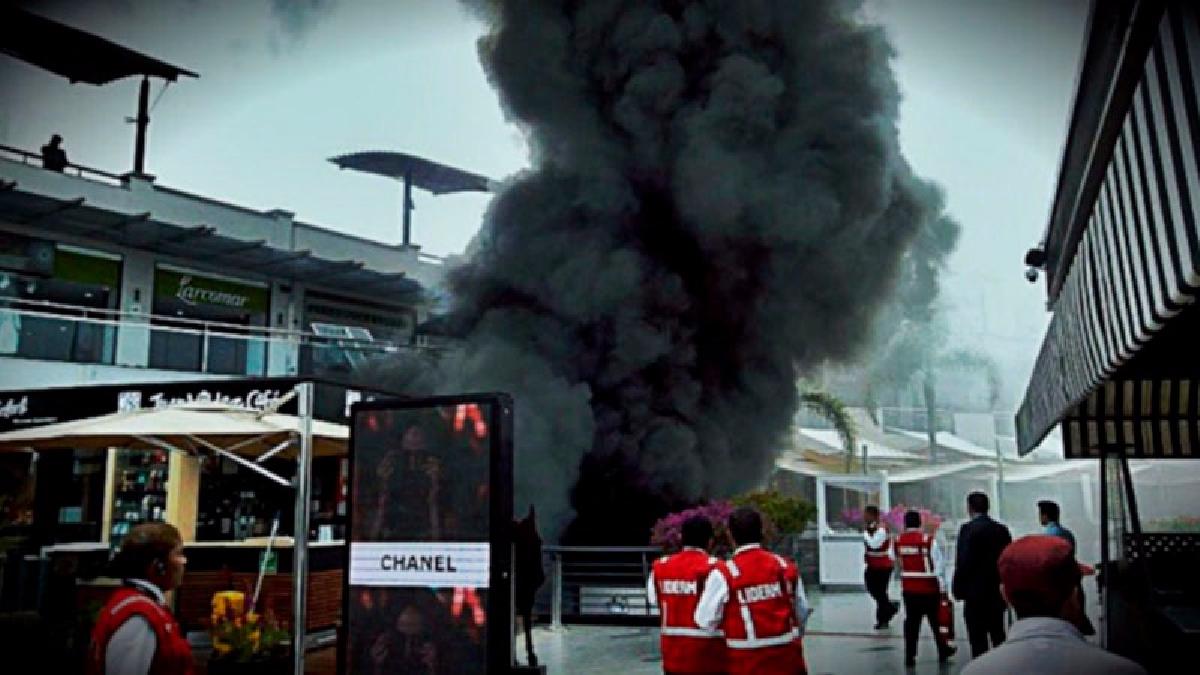 La fiscalía presentó cargos contra los presuntos responsables por el incendio en una de las salas de la cadena de cines UVK que dejó cuatro personas muertas