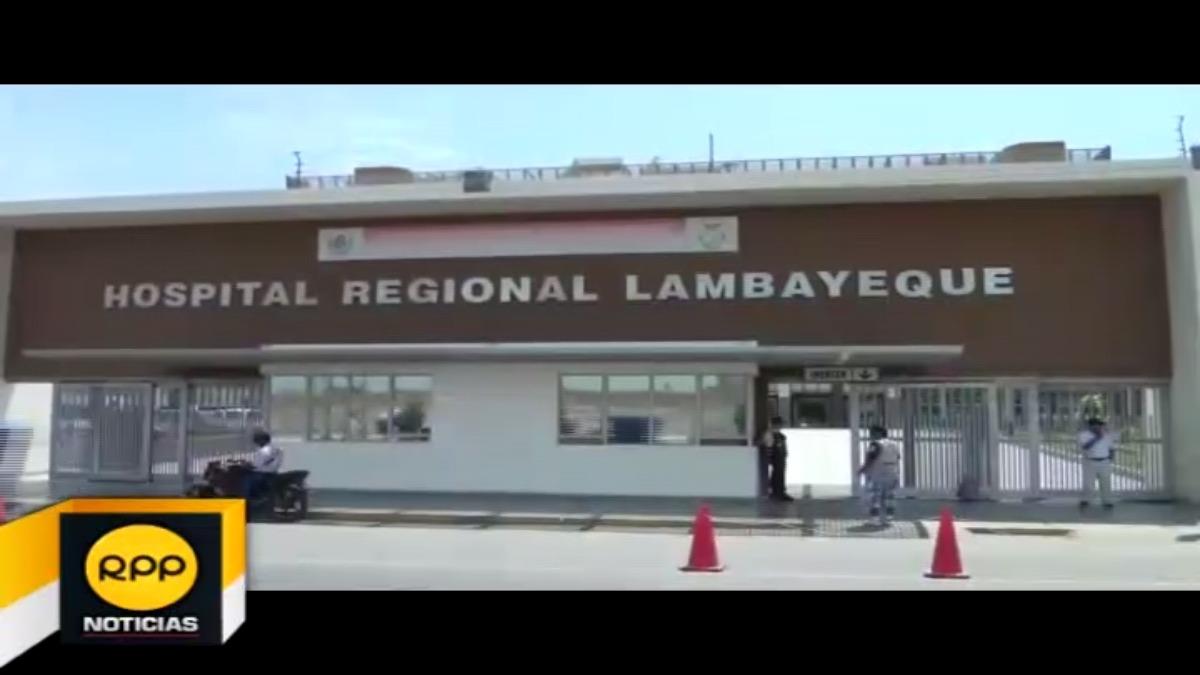 Huelga de médicos en Chiclayo.