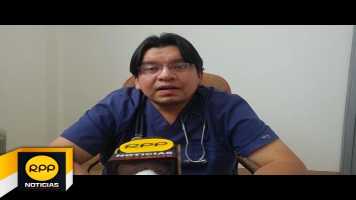 Médicos atienden con normalidad.