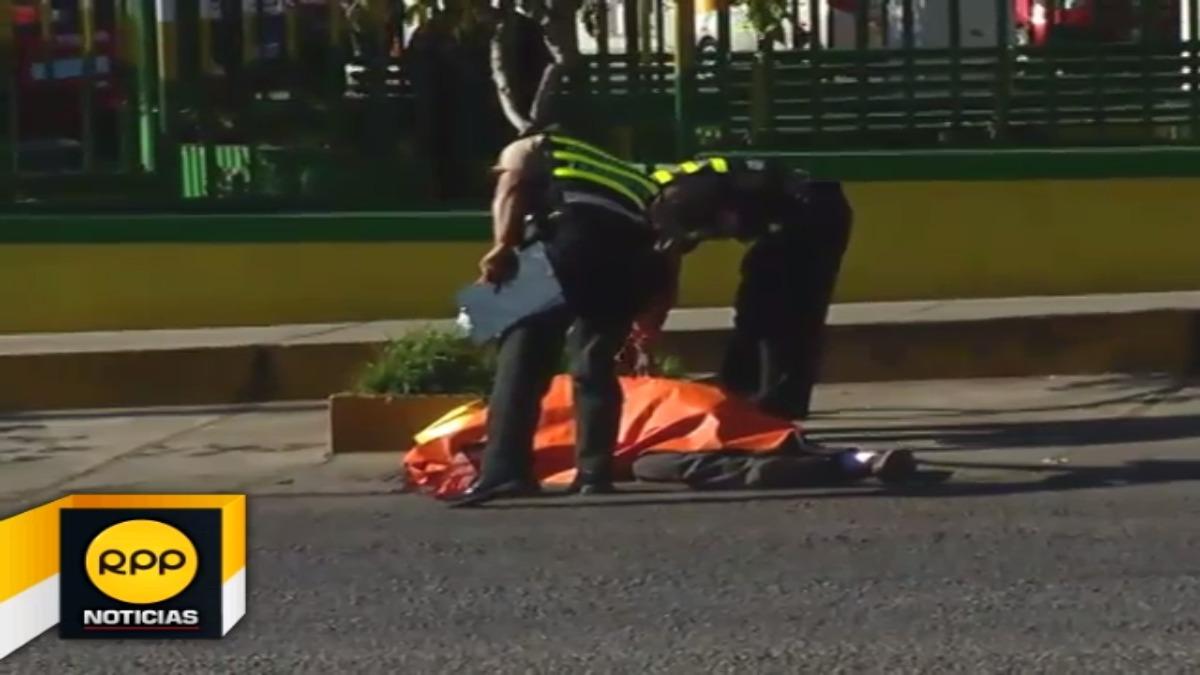 Accidente ocurrió en transitada avenida de la Ciudad Blanca, el conductor fue detenido.