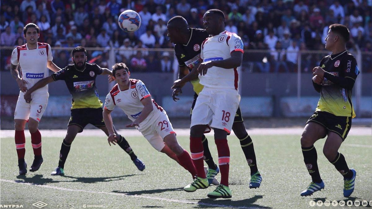 Universitario cayó 1-0 contra UTC y se despidió del título del Torneo Apertura.