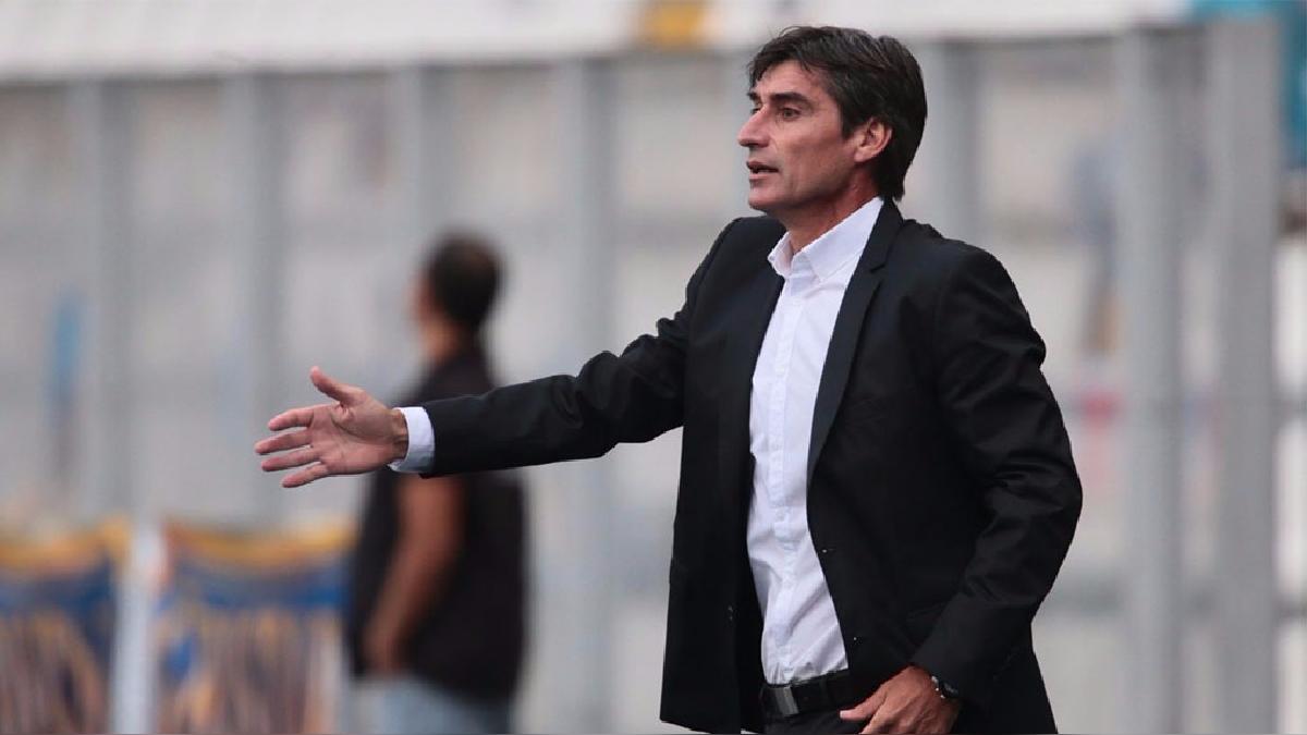Oscar Ibáñez confirmó que tras culminar el Torneo Apertura dejará la dirección técnica de Comerciantes Unidos.