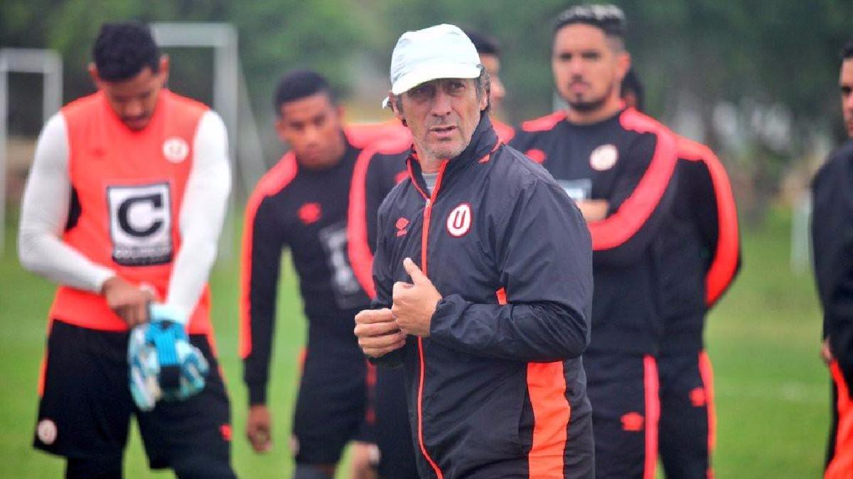 Pedro Troglio tiene 6 triunfos con la 'U' en el Torneo Apertura.